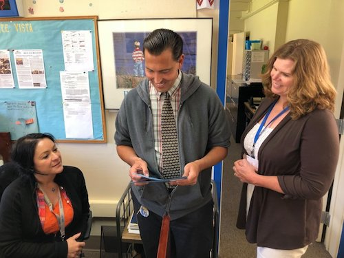 Program Helps Educate the Educators at MPUSD