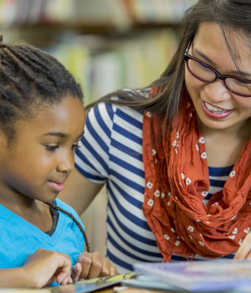 Getting California Moving: Improving Reading in the Golden State